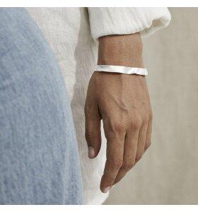 Trine Tuxen - Ribbon Bangle armbånd Sølv