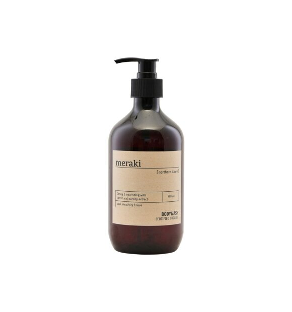 meraki - Økologisk Body Wash, Northern Dawn