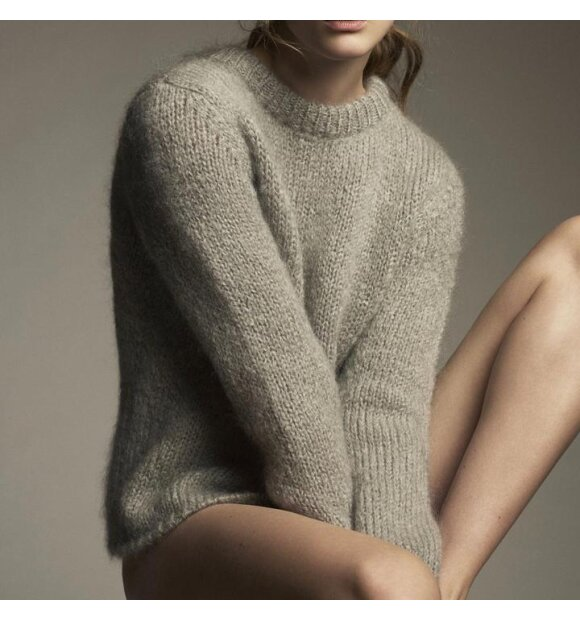 Care By Me - Elisabeth mohair Sweater