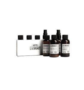 L:A Bruket - Travel Kit no165, 4x60 ml.