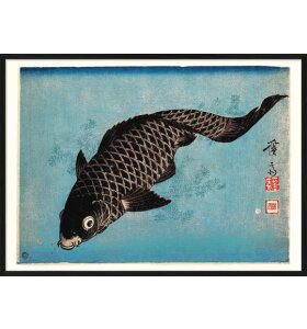 The Dybdahl Co. - Koi Fish 50*70