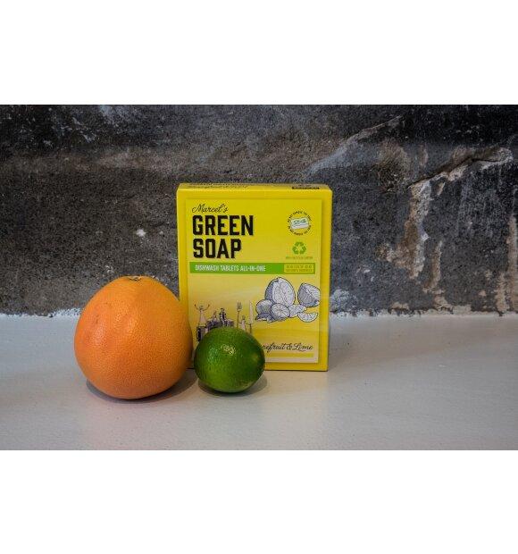 Marcels Green Soap - Bæredygtige opvasketabs