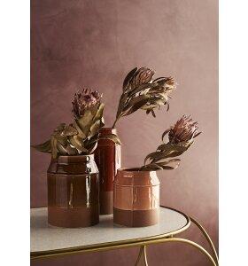 Madam Stoltz - Vase stentøj, Rosa