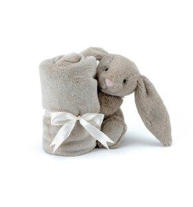 Jellycat - Bashful Beige Bunny nusseklud