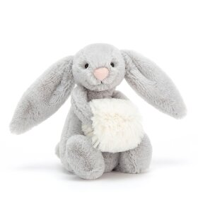 Jellycat - Bashful Silver Snow Bunny, Small