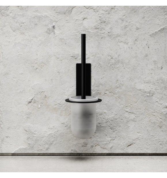 NICHBA DESIGN - Toiletbørste, Sort