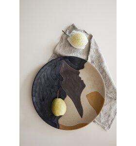 ferm LIVING - Keramikplatte, Aya