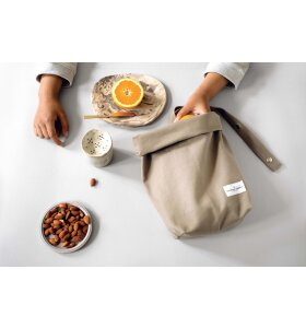 The Organic Company - Lunch Bag - Madpakke pose - Gots økologi