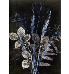 Pernille Folcarelli - A5 wild bouquet blue