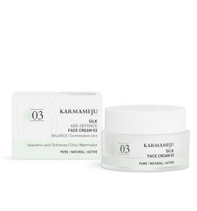 Karmameju - Silk ansigtscreme 03
