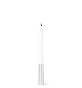 ByHolmer - Slim Light Rustfri, 10cm.