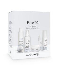Karmameju - Gaveæske Face 02 - Værdi 1.556, Nu 799,-