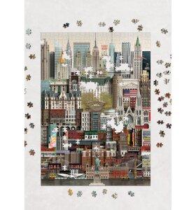 Martin Schwartz - Puslespil New York 1000 brikker