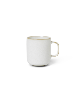 ferm LIVING - Sekki krus - cream