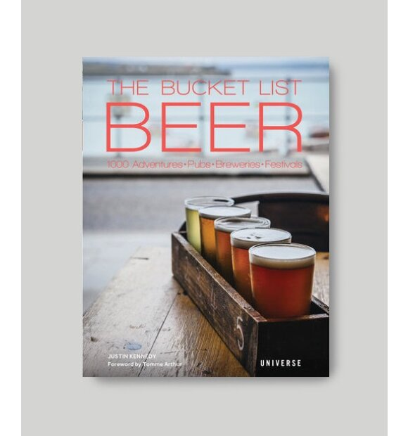 New Mags - The Bucket List, Beer