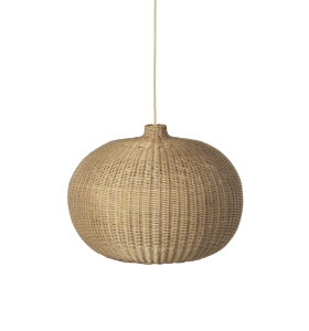 ferm LIVING - Lampeskærm Braided Belly