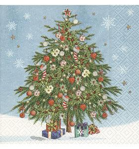 Broste Copenhagen - Papirservietter, Christmas Tree
