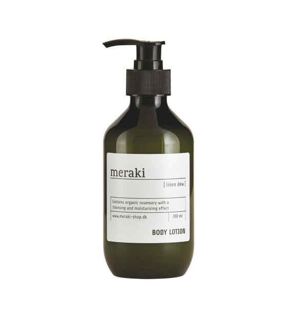 meraki - Body lotion, Linen Dew