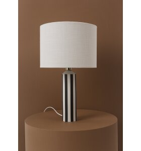 OYOY Living Design - Toppu lampe, Råhvid/Antracit