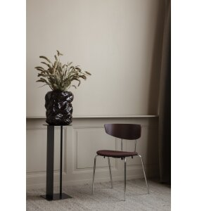 ferm LIVING - Tuck vase, Rødbrun