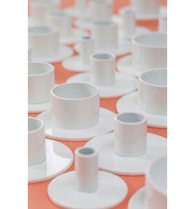 KunstIndustrien - Cirkelstage 1,3, Hvid