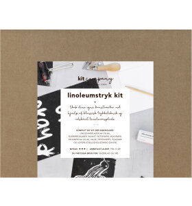 KIT company - Linoleumstryk Kit