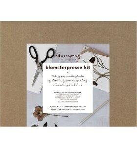 KIT company - Blomsterpresse Kit