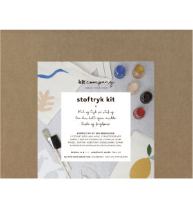 KIT company - Stoftryk Kit