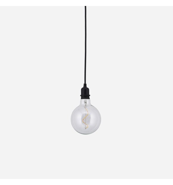 House Doctor - Lampe Coso, Sort