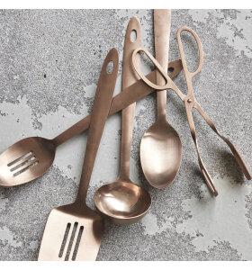 House Doctor - Take køkkenredskaber, Kobberfinish
