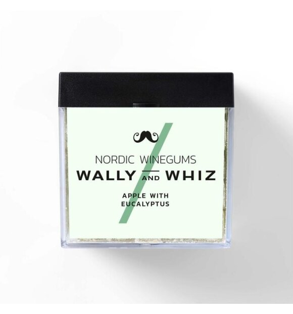 Wally and Whiz - Æble med Eucalyptus