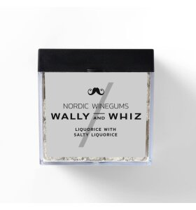 Wally and Whiz - Lakrids med Saltlakrids