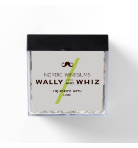Wally and Whiz - Lakrids med Lime