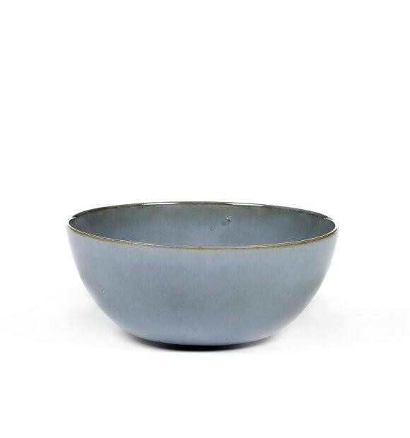 Serax - Skål M, Smokey Blue