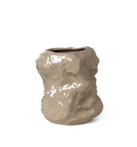 ferm LIVING - Tuck vase, Cashmere