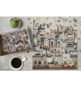 Martin Schwartz - Puslespil Paris 1000 brikker