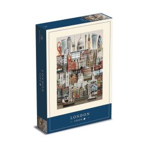 Martin Schwartz - Puslespil London 1000 brikker