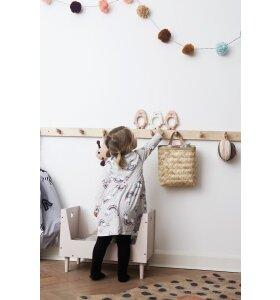 OYOY Living Design - Bidering Pingvin, Rosa