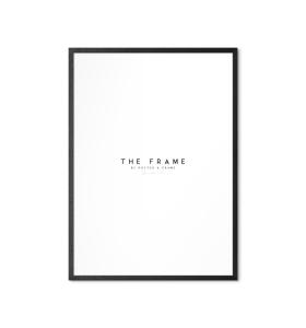 Poster and Frame - The Frame billedrammer i eg, 50*70 - Sendes ikke.