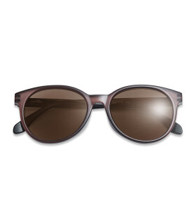 Have A Look - Solbrille City, Coral/black