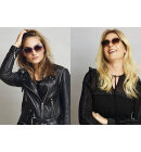 Have A Look - Solbrille Mood Champagne