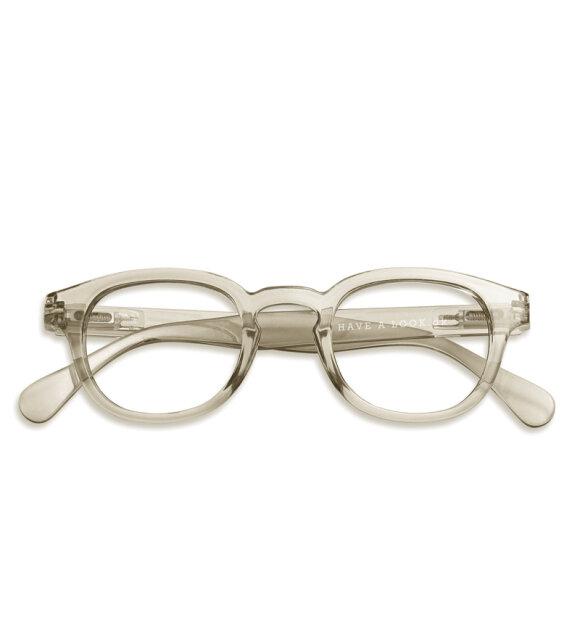 Have A Look - Læsebrille Type C, Olive