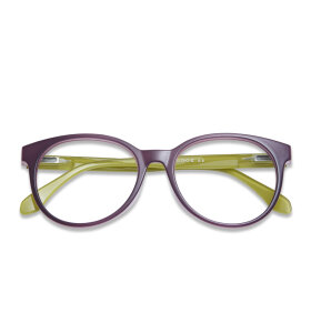 Have A Look - Læsebrille City, Plum