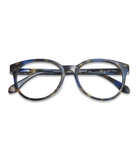 Have A Look - Læsebrille City, Tortoise/Blue