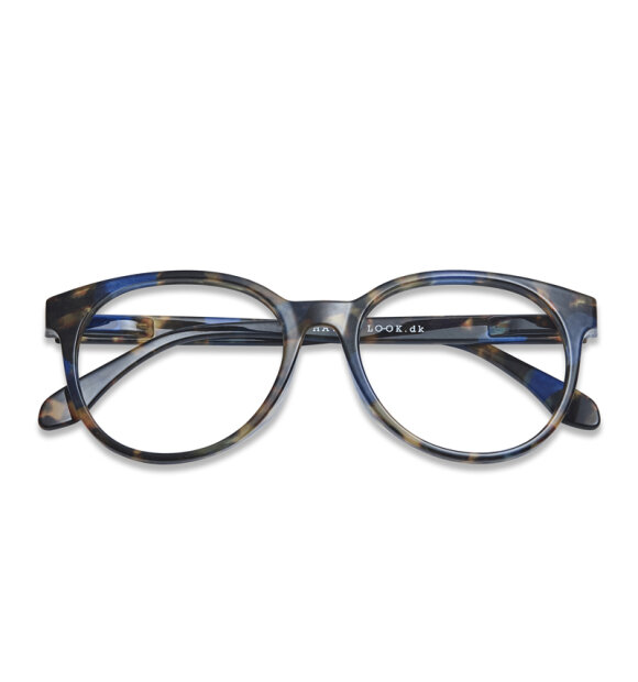 Have A Look - Læsebrille City, Tortoise/Blue