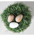 dbkd - Standing Egg, Hvid