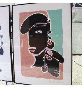 By Mathilde Vesterskov - Plakat Samsara 50*70