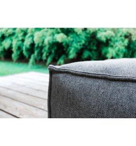 Trois Pommes Home - Edge Puf - (30 cm. siddehøjde)