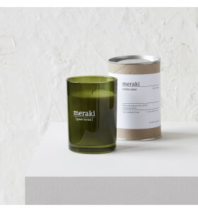 meraki - Duftlys, Green Herbal