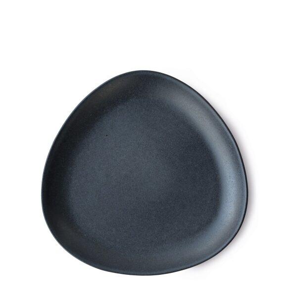 Ro Collection - Plate no 34, Lava Stone